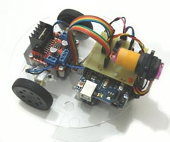 Arduino Obstacle Avoiding Line Follower Robot