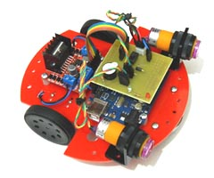 Arduino Obstacle Avoider Robot With MZ80 Sensors