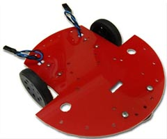 Arduino Obstacle Avoider Robot Chassis