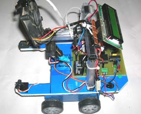 Fire-Bot robot project