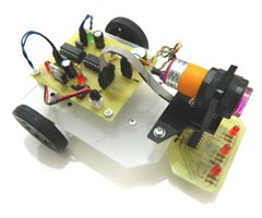 Obstacle Avoider Line Follower Robot With MZ80 Sensor
