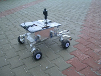 TERMIT 2, Mine searching and exploring robot